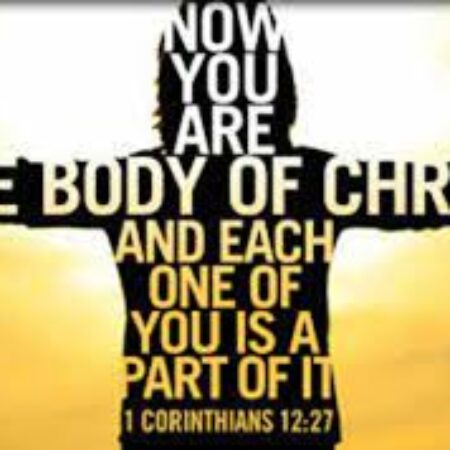 we are body of christ