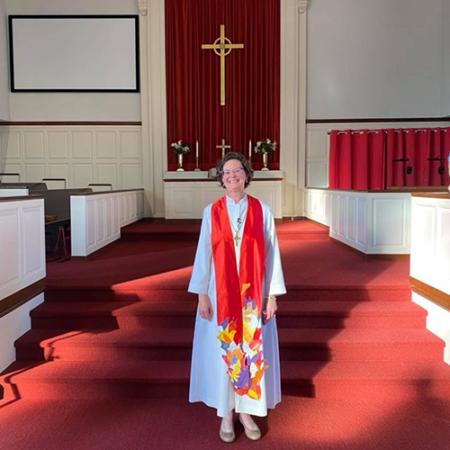 Pastor Natalie Installation Service
